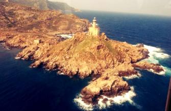 Risultati immagini per faro di Punta Sardegna