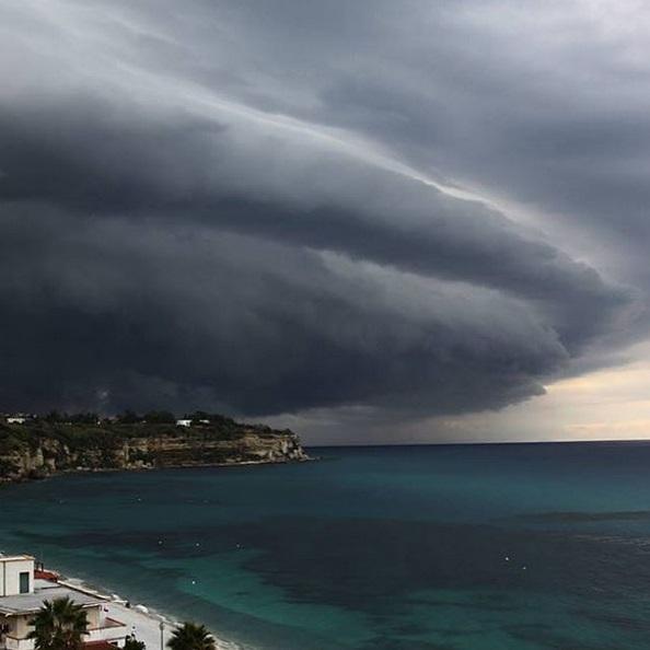 Sardegna ecco la galleria delle foto del maltempo sull for Isola arreda cagliari